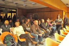 Zahlreiche Zuschauer aus Hilwartshausen