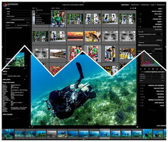 Darktable is featured with a browser, a photo editor and more