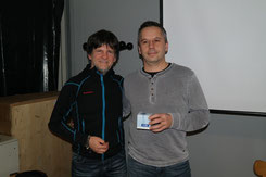 Stefan Mair für besondere Verdienste geehrt