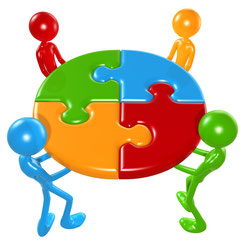 Erfolgsfaktor Teamarbeit