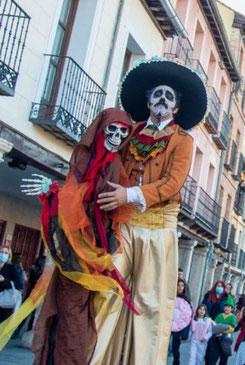Fiestas en Alcalá de Henares Carnaval 2016