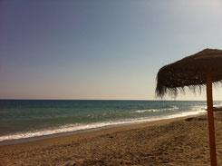 Coaching-Standort direkt am Meer