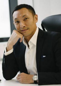 New SingPost CEO Vincent Phang – courtesy straitstimes