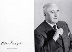 Papierfabrikdirektor Otto Jäger