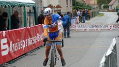 nach mehreren 4. Plätzen hochverdienter Tagessieger der Jugend Magnus Findeisen