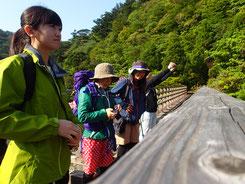 縄文杉+白谷雲水峡1泊トレッキング