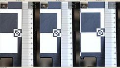 Фокус-шифт 70 мм (слева направо f/2.8 - f/4.0 - f/5.6)