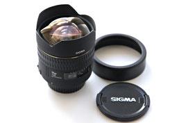 Sigma 14/2.8 EX HSM Aspherical