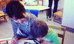 幼児教育学を専攻