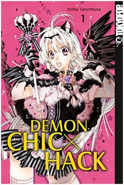 Demon Chic x Hack - Band 1