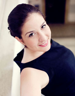 Isabella Kuess, jugendlicher dramatischer Sopran