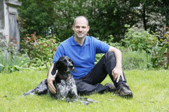 Hundetrainer Alexander Minnich