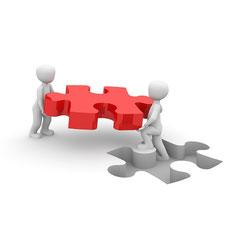 KMF SERVICES : partenariat secrétaire à distance