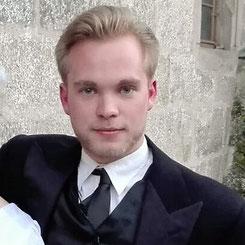 als Butler Schmidt im Mai 2016