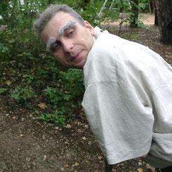 als Opa Kotschau im Juli 2006