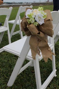 Rustikale Hochzeit feiern