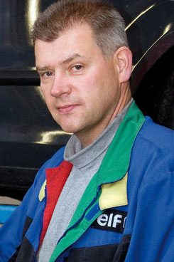 Oliver Sternickel