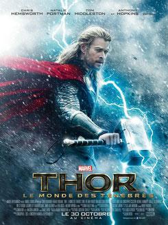 Thor -Le Monde Des Ténèbres - 2013 / Fantastique