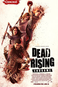 Dead Rising - Endgame de Pat Williams - 2016 / Horreur