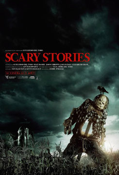 Scary Stories To Tell In The Dark de André Øvredal (2019)
