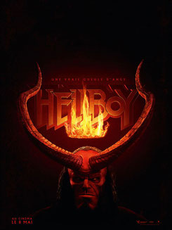 Hellboy de Neill Marshall - 2019 / Fantastique