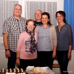 Kathi feiert den 80er - und der Chor gratuliert!