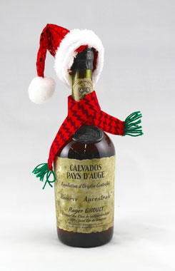 Roger Groult Calvados Pays d'Auge Reserve Familiale is a least 50 Years old, from the cellars of Pierre Groult, great, great, great grandfather of current owner, Jean-Roger Groult  - Rare & Exceptional Spirit Gift Ideas - HeavenlySpirit