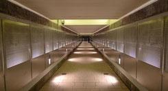 Zum Goldsteinareal und Aufzug: Beatrix van Ooyen