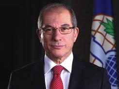 OPCW Director-General Ambassador Ahmet Üzümcü