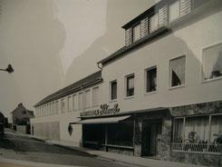 Straßenansicht 1964