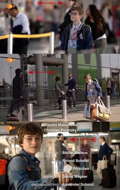 """Screenshots der ZDF-Serie """"Herzensbrecher"""""""