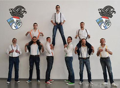 11er Dance Boys der FG Pocking 2015