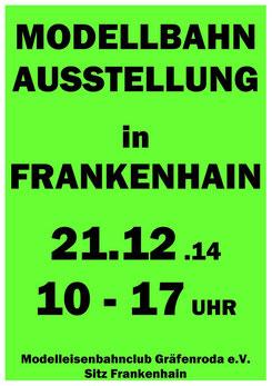 Bild: facebook.de/frankenhainer.modelleisenbahnclub