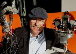 """Bernd Schorr, Vorsitzender des """"Thüringer Forschungsinstitut für Natur orientiertes Lernen e.V."""""""