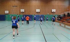 Bild: Handball Spieltag der Freiwurf Hamburg-Liga beim EHT in Elmshorn