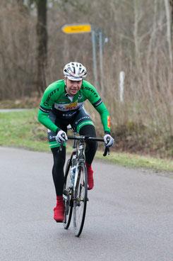 Sportpunk beim Giro Nortorf Radrennen