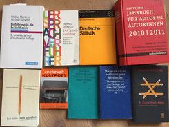 Hilfreich: Eine Auswahl interessanter Fachbücher