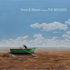 CD Cover - The Refugees