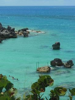 St. Catherine Point Beach in Bermuda