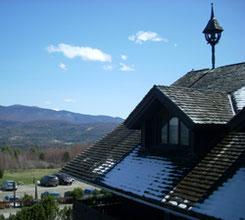 A Vista from Trapp Family Lodge Balcony