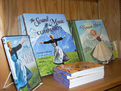 Sound of Music Items for sale in the Trapp Family Lodge Gift Shop