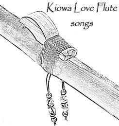 Kiowa Love Flute - Native American Flute songs. Lieder nach Zahlen für die Kiowa Love Flute!