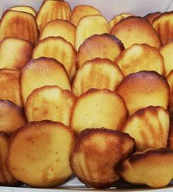 madeleines sans gluten - a emporter Bordeaux - France - Paris