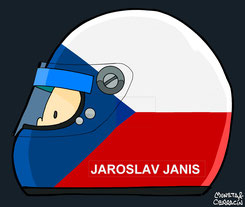 Jaroslav Janis by Muneta & Cerracín