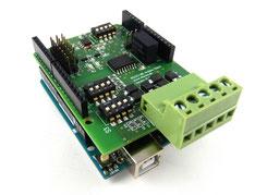 RS422  RS485 Shield Arduino galvanische Trennung