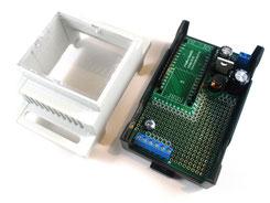 Hutschiene Schaltschrank Verteiler Sicherungskasten Nodemcu ESP8266