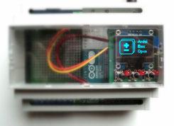 Arduino Arduibox Raspibox OLED I2C Raspberry Pi din rail