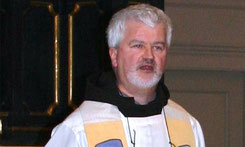Für Pater Christoph ist Sehnsucht eine Triebfeder des christlichen Glaubens. Foto: Grad