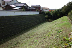 中の門堀跡