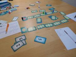 Spielaufbau von Haste Worte? - Lexikspiel für den Deutschunterricht